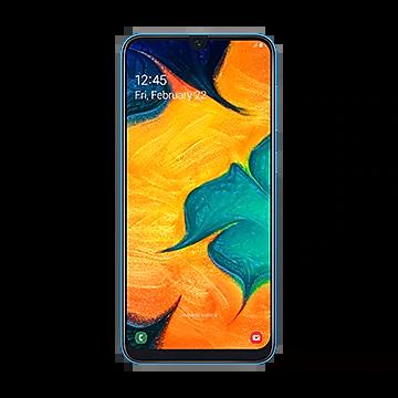 Service Ganti LCD Samsung a30