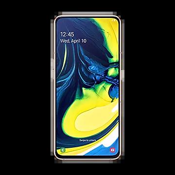 Service Ganti LCD Samsung a80