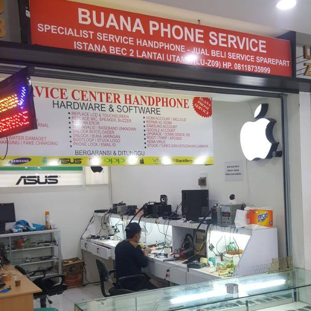 Ganti Kaca handphone Bandung