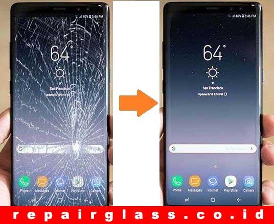 Service Ganti Kaca Samsung Ganti Kaca iPhone Jakarta